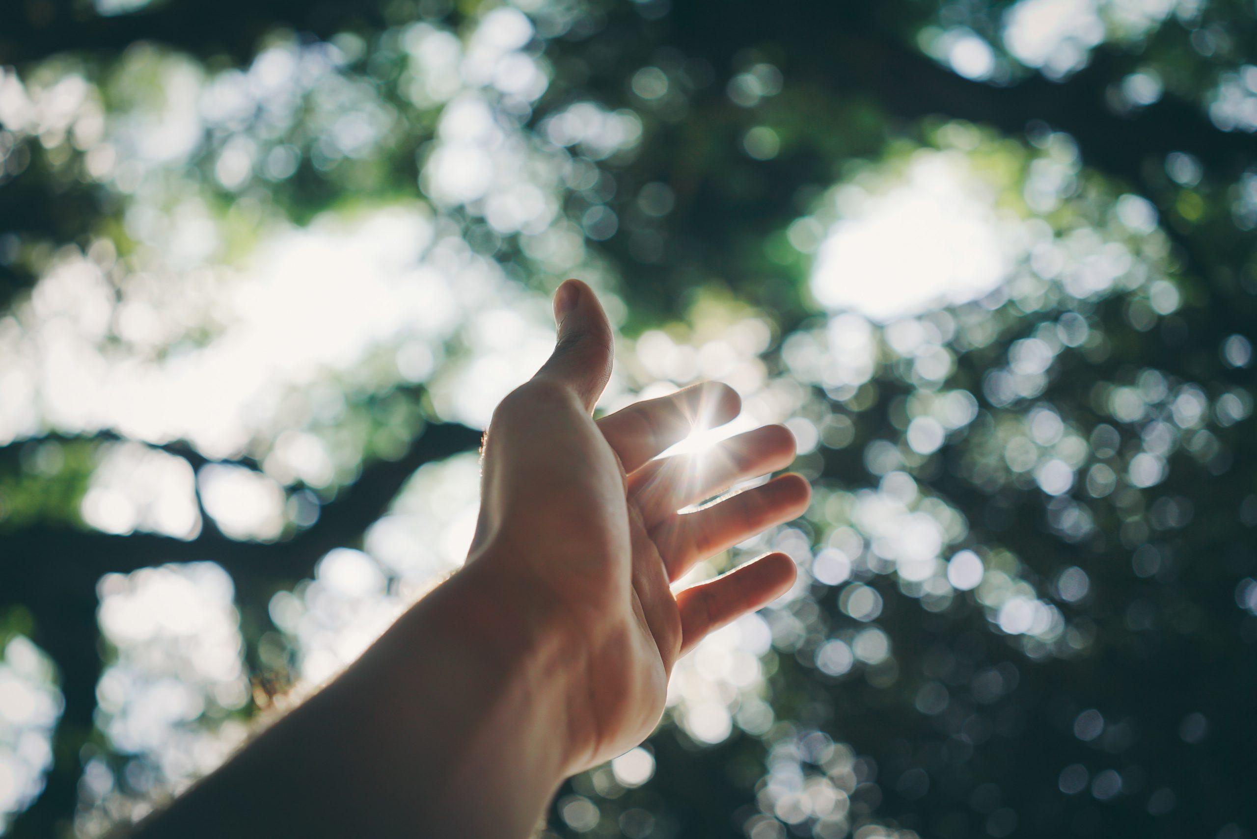 helpende hand coronacrisis